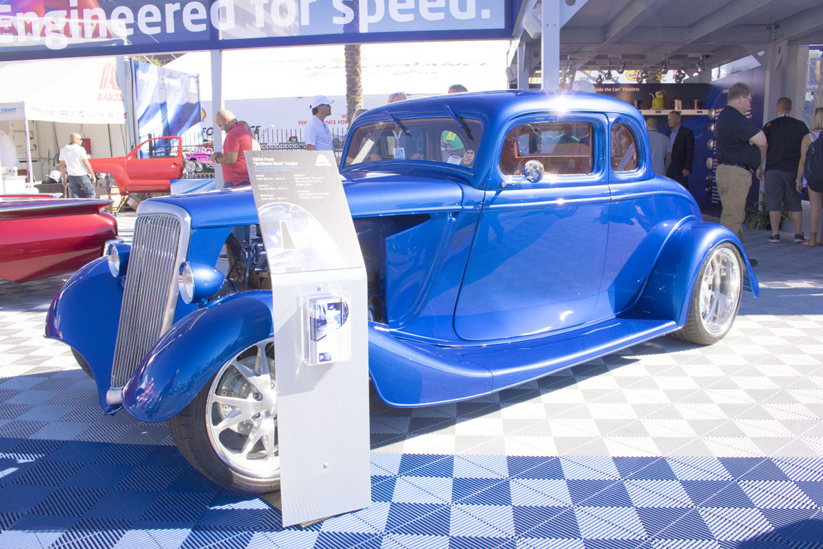 Car Expo Standsay : The concours car show display stand