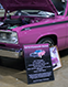 Duster Car Show Board